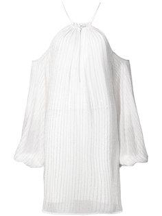 платье Marianne с вырезными деталями Zac Zac Posen