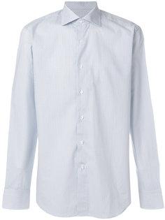 рубашка с принтом Canali