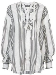 блузка с полосками  Tome