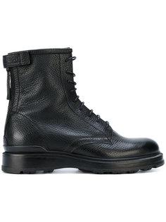 ботинки на шнуровке Woolrich