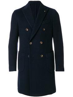 пальто классического кроя Lardini