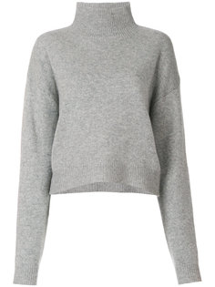 пуловер-водолазка  Majestic Filatures