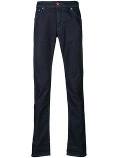 джинсы с подвернутым подолом Jacob Cohen