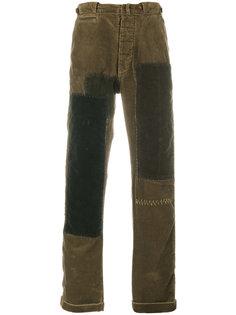 брюки с заплатками Levis Vintage Clothing