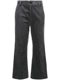вельветовые укороченные брюки   Marc Jacobs