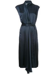 платье с плиссировкой  Tome