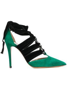 туфли Valentino Garavani с завязками Valentino