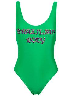Brazilian Body swimsuit Amir Slama