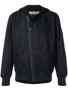 куртка-бомбер с капюшоном Individual Sentiments
