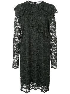 кружевное платье Flynn Ganni