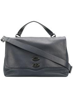 крупная сумка на плечо Zanellato