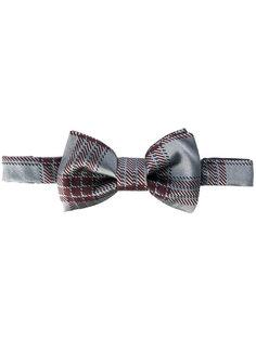 галстук-бабочка с простроченной отделкой Valentino