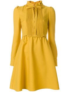 расклешенное платье  Valentino