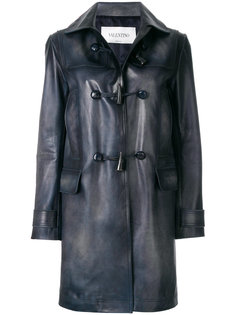 пальто с застежками-тогл Valentino