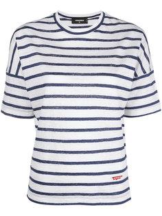 striped T-shirt Dsquared2