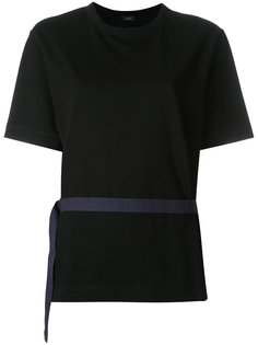 футболка с поясом Joseph