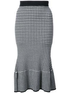 972df865722 Купить женские юбки-карандаш (прямые) в клетку в интернет-магазине ...