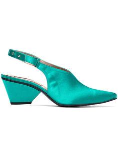 туфли-лодочки с открытой пяткой Reike Nen
