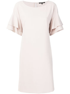 flared sleeve dress Luisa Cerano