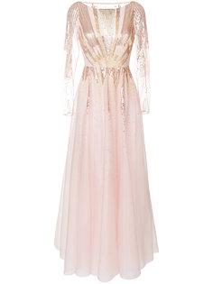 расклешенное платье Mineral Temperley London