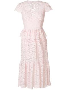кружевное платье Lunar Temperley London