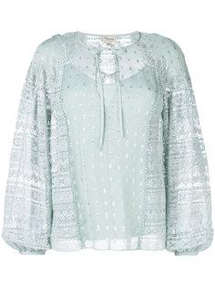 блузка с завязками Wondering  Temperley London