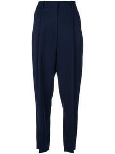 брюки с высокой талией Victoria Beckham