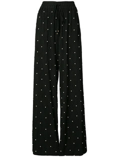 пижамные брюки со шнурком  Prabal Gurung