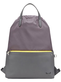 "рюкзак дизайна ""колор-блок"" Fendi"