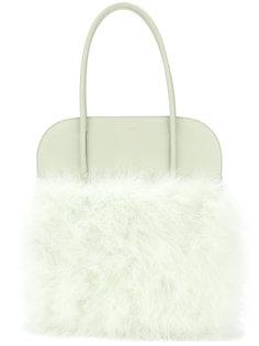 сумка-тоут с панельным дизайном Nina Ricci