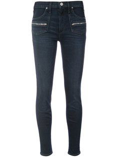 джинсы скинни Charlotte Mcguire Denim