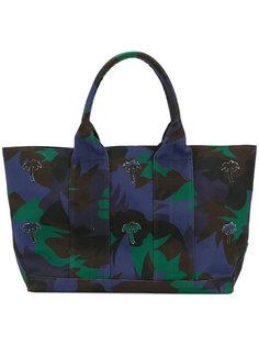 пляжная сумка с принтом Tomas Maier