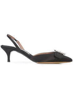 туфли-лодочки с пряжками  Tabitha Simmons