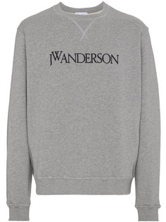 толстовка с логотипом JW Anderson