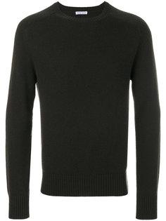 свитер с круглым вырезом Tomas Maier