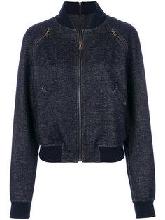 джинсовая куртка-бомбер Tomas Maier