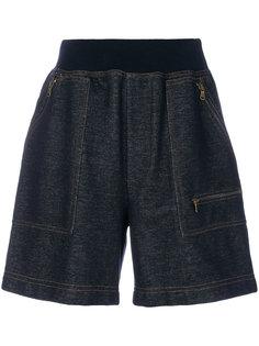 джинсовые шорты Tomas Maier