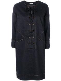 джинсовое платье-туника Tomas Maier