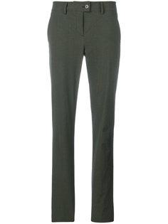 брюки чинос из поплина Tomas Maier