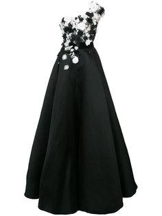 вечернее платье Duchess Marchesa