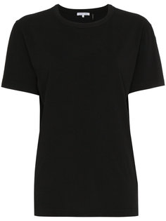 футболка с кольцами и логотипом Helmut Lang