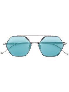 солнцезащитные очки в шестиугольной оправе William