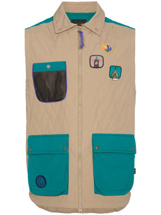 жилет с накладными карманами x Pharrell Williams Adidas