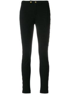 брюки с декорированными пуговицами Michael Michael Kors
