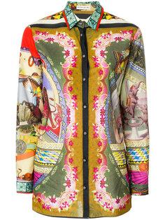 блузка с орнаментом Etro