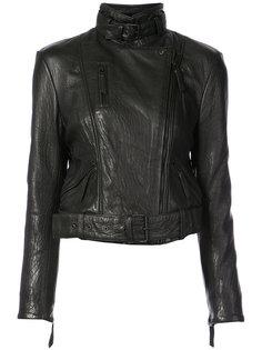 байкерская куртка  Osklen