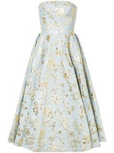 платье с розами Bambah
