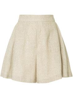 блестящая юбка-шорты  Bambah