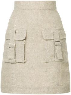 """юбка в стиле """"карго"""" Sparkle  Bambah"""