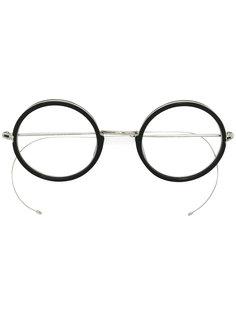 очки в круглой оправе Gouverner Audigier